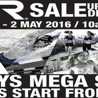 Read more about TYR Sale Up To 70% Off from 29 Apr - 2 May 2016