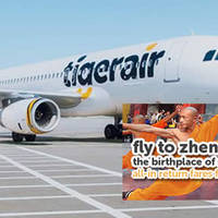 Read more about TigerAir fr $188 all-in return China Promo Fares 22 Apr - 1 May 2016