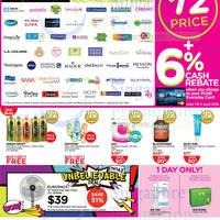 Read more about Watsons 50% off 2nd Buy for Participating Health & Beauty Brands 7 - 20 Apr 2016