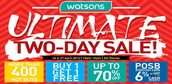 Watsons Feat 25 Apr 2016