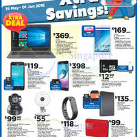 "Read more about Acer $369 14"" Win10 Laptop, $169 8"" Android Tablet, Foscam IPCams & More at Fairprice Xtra from 19 May - 1 Jun 2016"