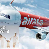 School's finally out! Adventure's in! Grab fares from $2* with Air Asia's latest promotion till 5 Jun to over 40 destinations!