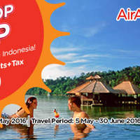 Air Asia Go is having a One Stop Shop promotion. Grab a 3D2N hotel + flights + taxes vacation from just $79/pax