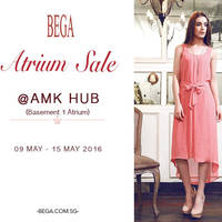 Read more about Bega Atrium Sale at AMK Hub from 9 - 15 May 2016