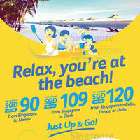 Read more about Cebu Pacific fr $90 Promo Fares from 13 - 14 May 2016