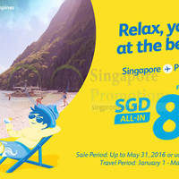 Read more about Cebu Pacific fr $85 all-in Manila, Davao, Iloilo, Clark & Cebu Promo Fares from 30 - 31 May 2016