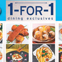 Citibank cardmembers are in for exclusive 1-for-1 treats at outlets such as Amara Singapore, Holiday Inn Singapore, Jack's Place, Orchard Hotel, Pizza Hut, he Fullerton Bay Hotel Singapore, The Manhattan FISH MARKET & many more