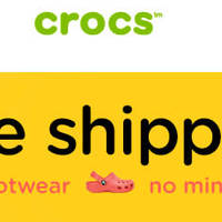 Crocs is having a Free Shipping promotion till 28 May 2016. Enjoy the offer sitewide on all orders. No minimum spend required