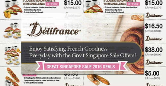 Delifrance Feat 15 May 2016