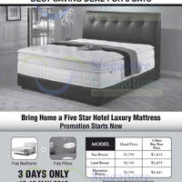 Read more about Englander Mattresses Saving Deals from 13 - 15 May 2016