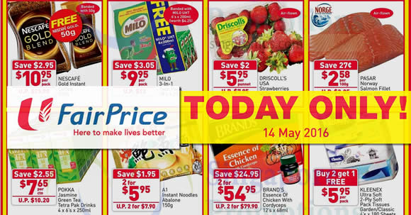 FairPrice Feat 14 May 2016