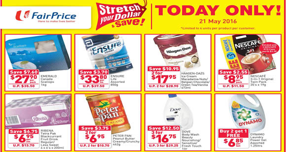 FairPrice Feat 21 May 2016
