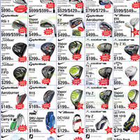 Golf Direct is having a Super Sale from 27 May to 12 Jun 2016