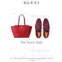 The Gucci Sale is now on at Paragon #01-38/39