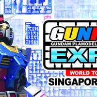 Gunpla Expo 2016 will be happening at Ngee Ann City Takashimaya from 1 Jun to 26 Jun 2016. Featuring the largest Gundam model kit exhibition in Singapore