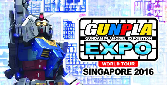 Gunpla Expo 2016 27 May 2016