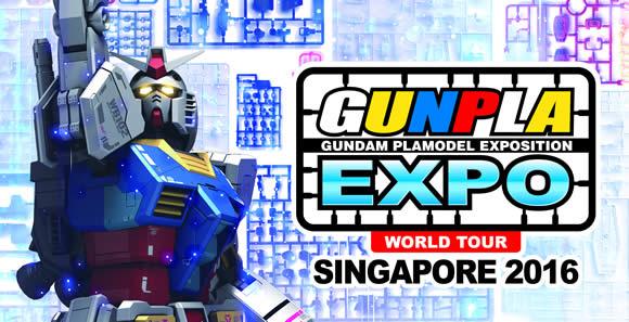 Gunpla Expo 2016 27 May 2016