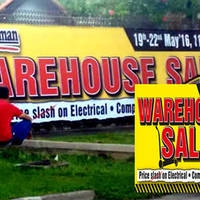 Read more about Harvey Norman Warehouse Sale up to 90% Off at Jalan Besut from 20 - 22 May 2016