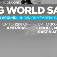 Read more about Hilton Hotels up to 25% Off Hotels Promo from 13 May - 2 Sep 2016