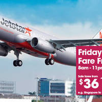Have you booked your mid-year vacation? Check out Jetstar frenzy fares from $36: Penang $36, Taipei $118, Surabaya $58, Medan $44, Hong Kong $78, Siem Reap $88, Pekanbaru $38, Palembang $42, Bali $52