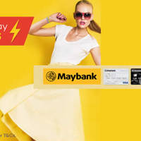 Read more about Lazada 15% Off Storewide for Maybank Cardmembers (NO Min Spend) on 11 May 2016