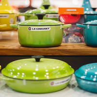 Grab a huge dash of vibrance to your day with every colour under the sun! From 24 - 31 May 2016, enjoy 40% off all Le Creuset regular retail items.