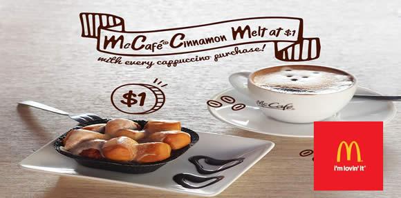 McDonalds 1 Cinnamon Feat 6 May 2016