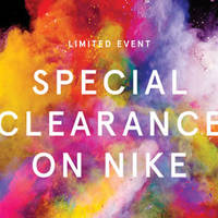 Nike is going at special clearance offers at Zalora for a limited time. Find selected Nike Clothing, Shoes, Accessories, Sports and Bags going at bargain prices