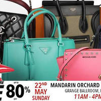 Read more about Nimeshop Branded Handbags Sale at Mandarin Orchard on 22 May 2016