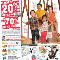 Read more about OG 20% Off Storewide Promo from 26 May - 8 Jun 2016