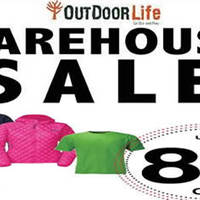 Read more about Outdoor Life Warehouse Sale from 20 - 22 May 2016