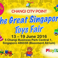 Read more about Play2Learn Branded Toys Sale up to 80% off at Changi City Point from 13 - 19 Jun 2016