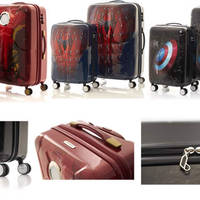 Samsonite introduces its exciting new Marvel Signature collection, featuring the most celebrated characters - Captain America, Ironman, and Spiderman.