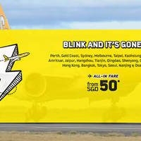 Read more about Scoot fr $50 all-in 48hr Flash Sale 21 - 22 May 2016