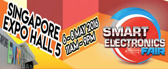 Smart Electronics Fair Feat 3 May 2016