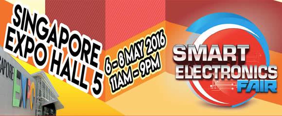 Smart Electronics Fair Feat 3 May 2016