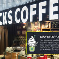 Read more about Starbucks $2 Off Coupon when you take the 30-sec Emoji Quiz from 16 - 20 May 2016