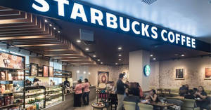 Starbucks: Free freshly brewed coffee when you bring your own mug or tumbler on 25 Mar, 830pm – 930pm
