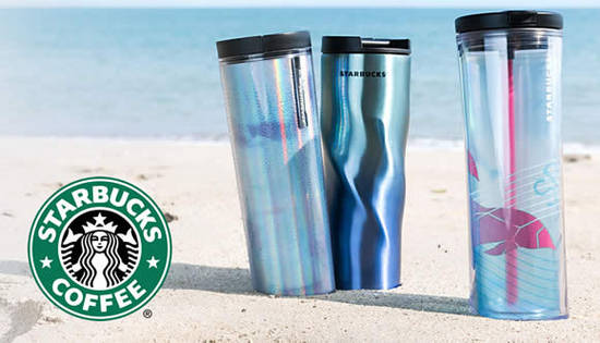 Starbucks New Aqualicious Feat 30 May 2016