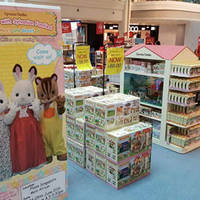Hamleys Sylvanian Families is celebrating their first Anniversary with offers at the Plaza Singapura Shopping Centre Atrium event till 5 June 2016