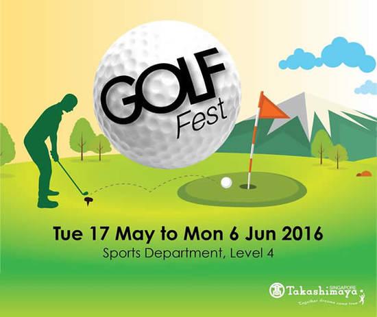 Takashimaya Golf Fest 17 May 2016