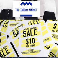 Read more about The Editor's Market $10 ALL Apparel & Footwear from 21 May 2016