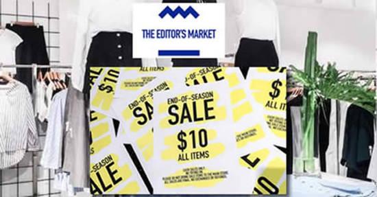 The Editors Market Feat 22 May 2016