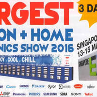 Read more about Courts Largest Aircon & Home Electronics Show at Expo from 13 - 15 May 2016