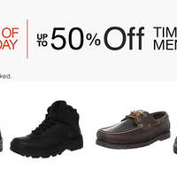 Read more about Timberland Up to 50% Off Men's Shoes 24hr Promo from 16 - 17 May 2016