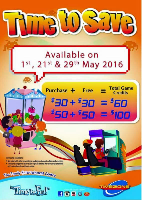 Timezone 7 May 2016