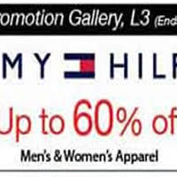 Read more about Tommy Hilfiger Up To 60% Off at Isetan Scotts from 3 - 9 Jun 2016