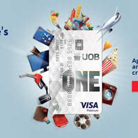 Read more about UOB One Card Apply & Get $50 Cash Credit from 1 May - 30 Jun 2016