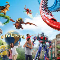 Make a date to visit Universal Studios this month. Get 50% Off the second Adult One-Day Pass from 21 May to 28 May 2016, exclusively for NTUC members.