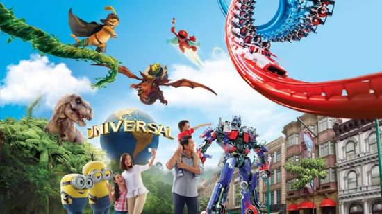 Universal Studios 4 May 2016